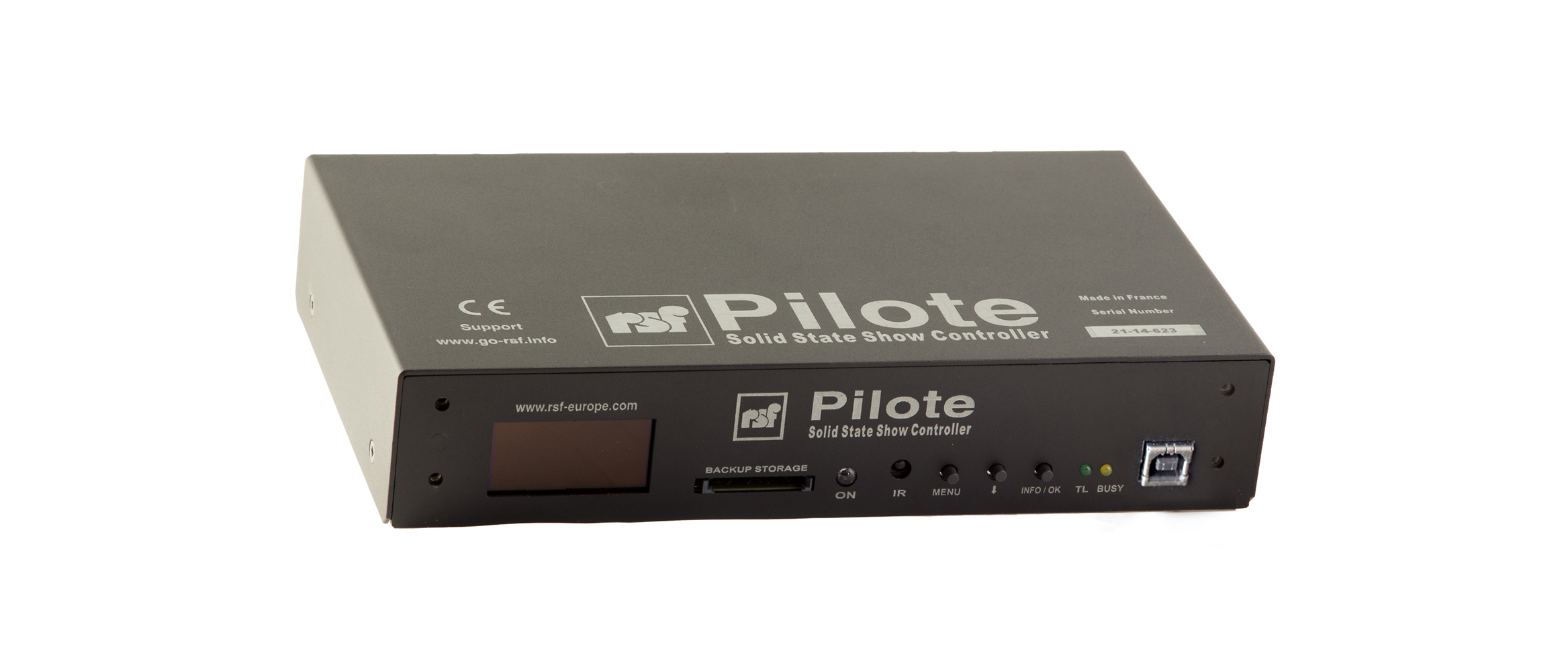 pilote small