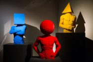RSF works with The Art of the Brick