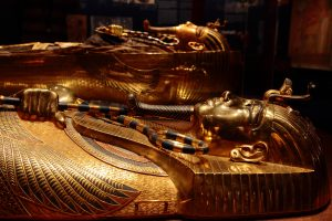 RSF and The Discovery of King Tut